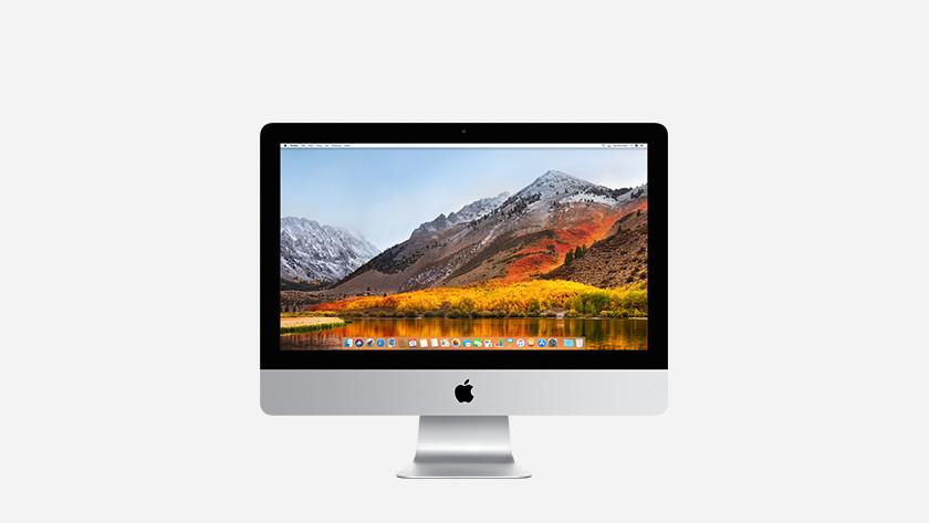 Apple iMac 21,5 inch 4K