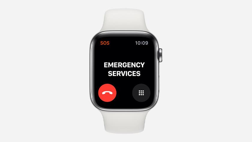 Apple Watch Series 5 valdetectie
