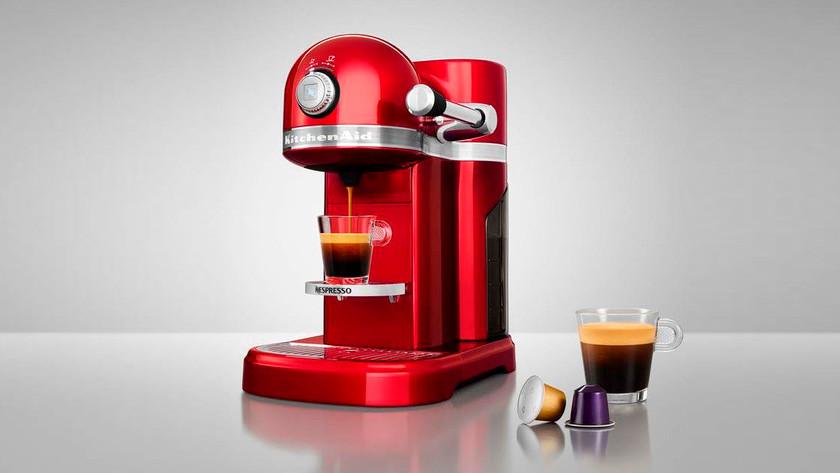Nespresso & cappuccino