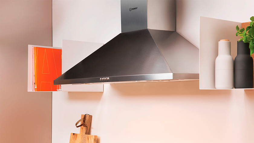 Recirculation range hoods