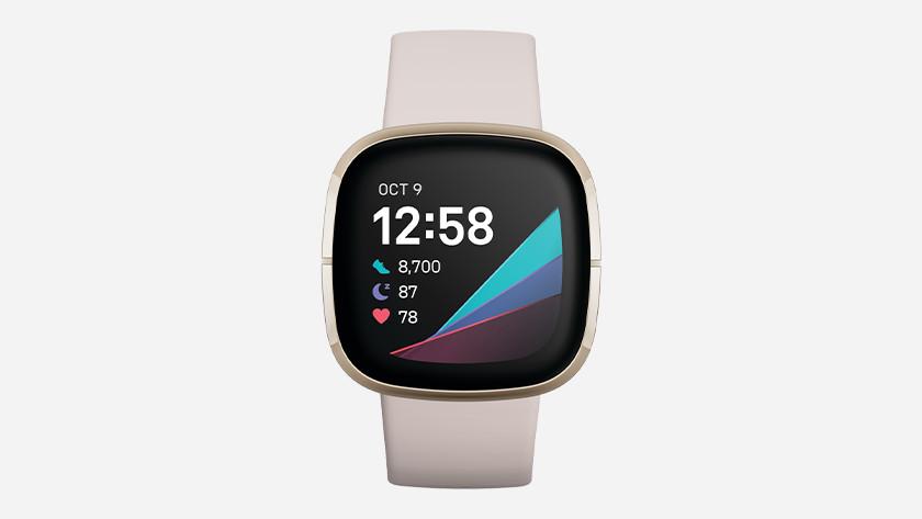 Fitbit Sense swim watch