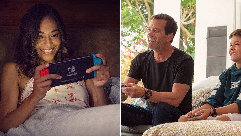 Nintendo Switch spelen
