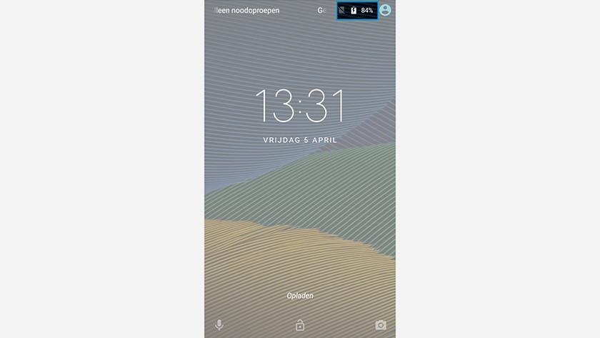 Motorola reset batterij