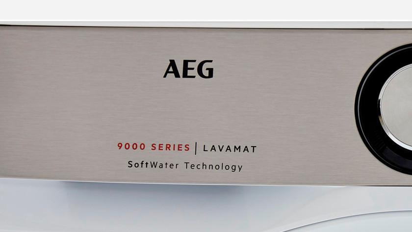 AEG SoftWater wasmachine