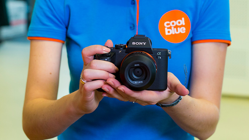 Features Sony A7 II