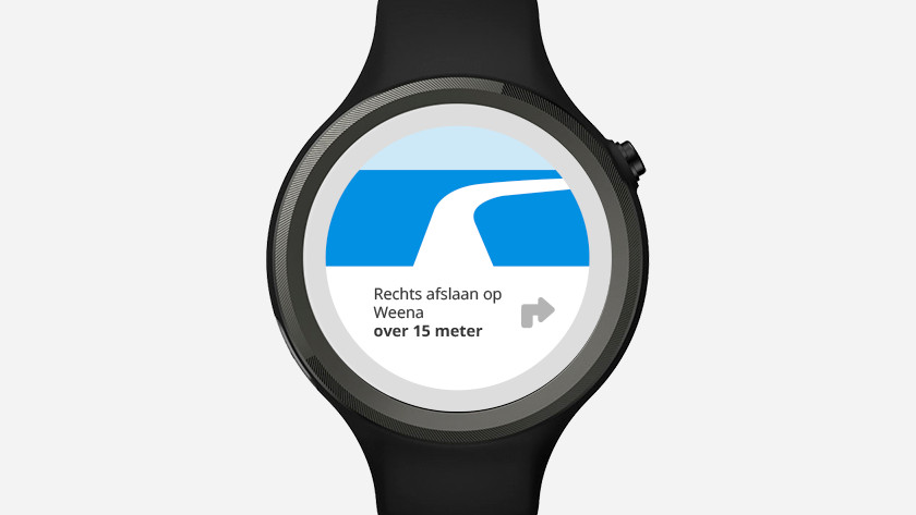 navigeren smartwatch
