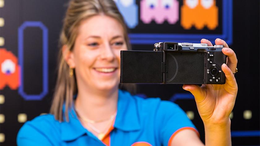 Vloggen Sony A7C