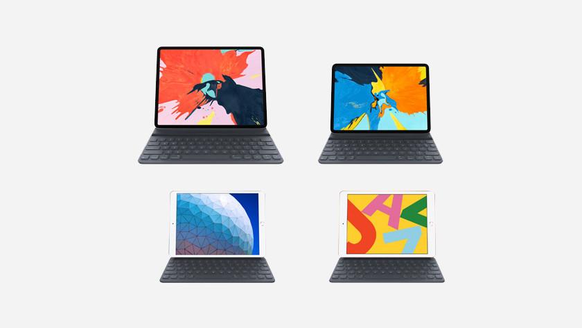 Smart Keyboard iPad models