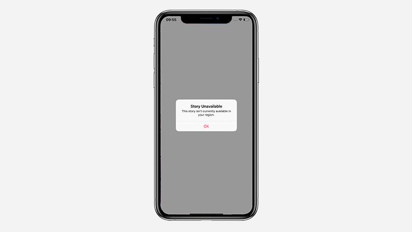 Availability Apple News