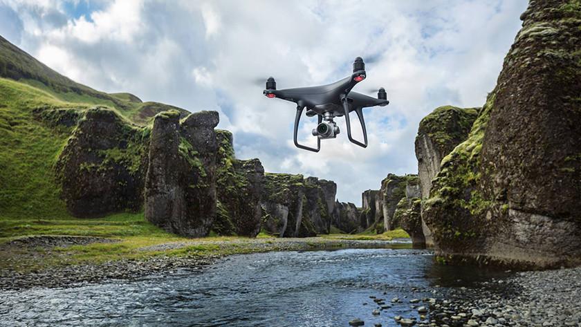 Drone vliegmodi waypoints