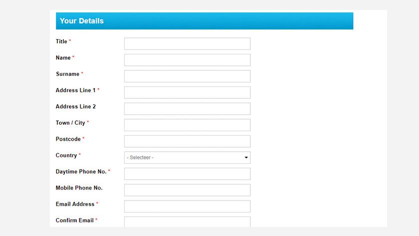 iFit aankoop registreren