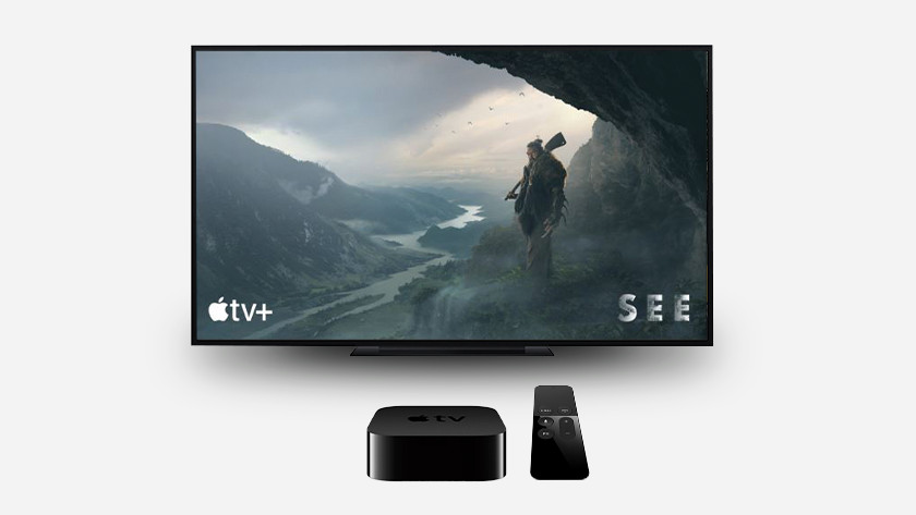 Apple TV and television