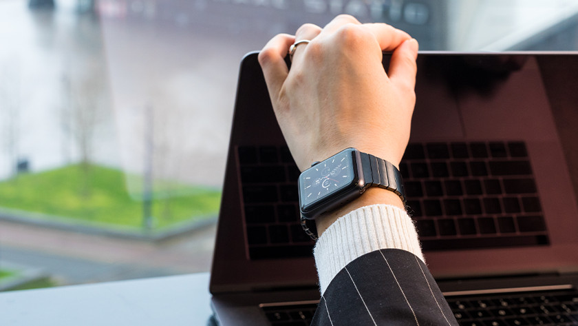 De Apple Watch 'Meridan'-wijzerplaat