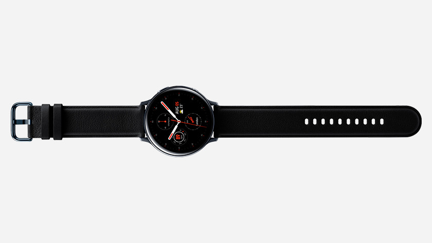 Samsung Galaxy Watch Active2 liggend