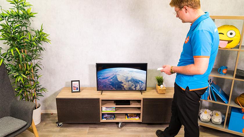 Eerste indruk van de Samsung The Frame 32 inch tv