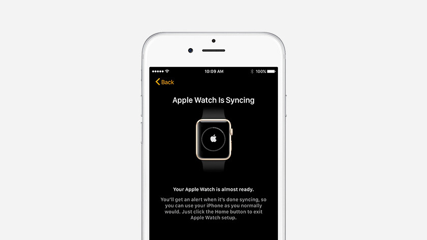 How do I listen to music with my Apple Watch? - Coolblue