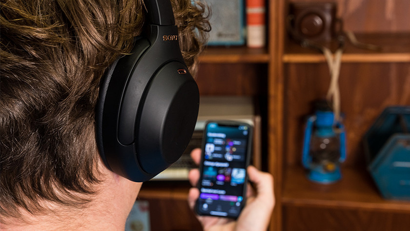 Spotify luisteren