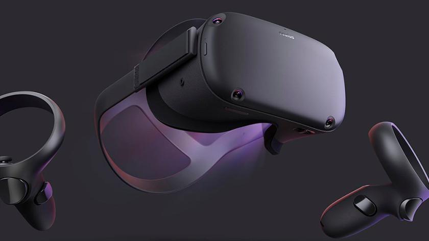 Scherm Oculus Quest OLED