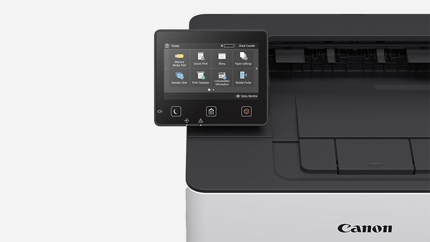 Canon i-Sensys LBP alleen printen