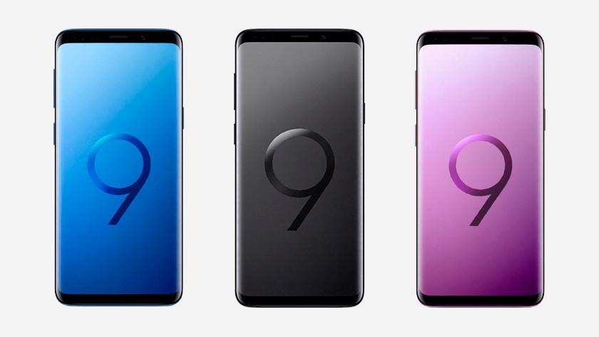 Samsung Galaxy S9 line-up