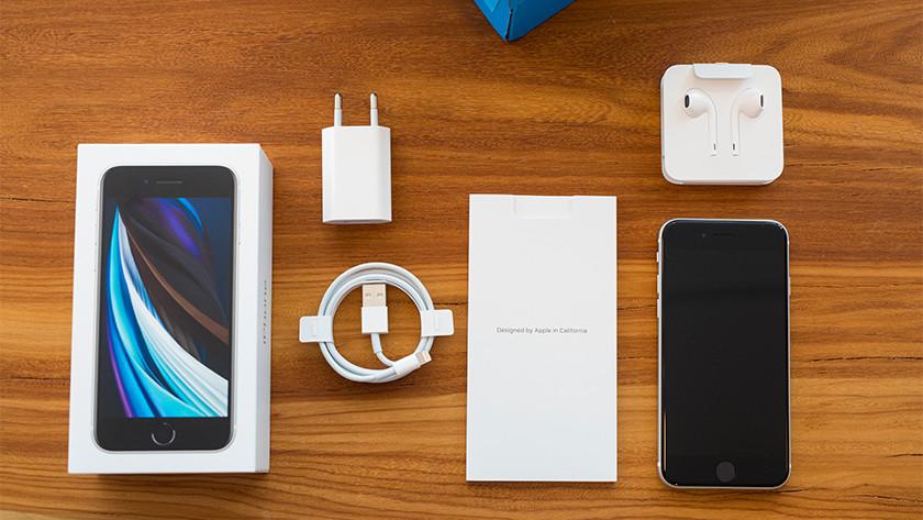 iPhone SE en accessoires