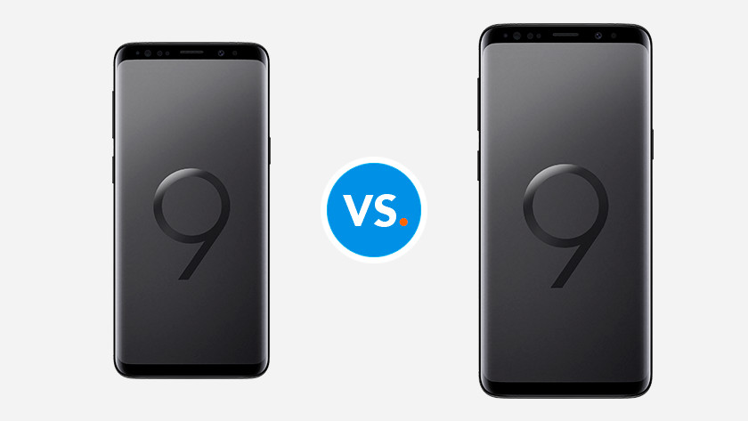 Samsung Galaxy S9 en S9 Plus