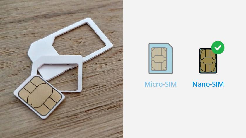SIM card 4G iPad Apple
