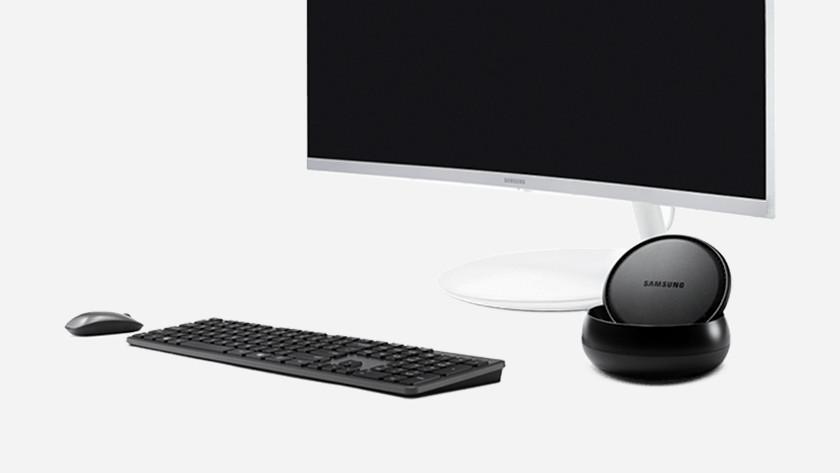 Samsung Dex en toetsenbord