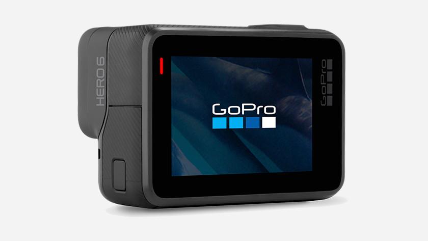 Controls GoPro HERO 6