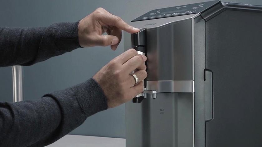 Hoe reinig je het melksysteem van jouw Siemens EQ3