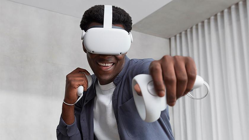 Ervaar virtual reality met de Oculus Quest 2
