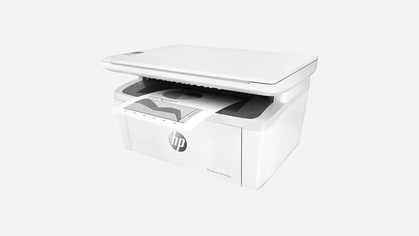 HP LaserJet Pro MFP M28w gebruik