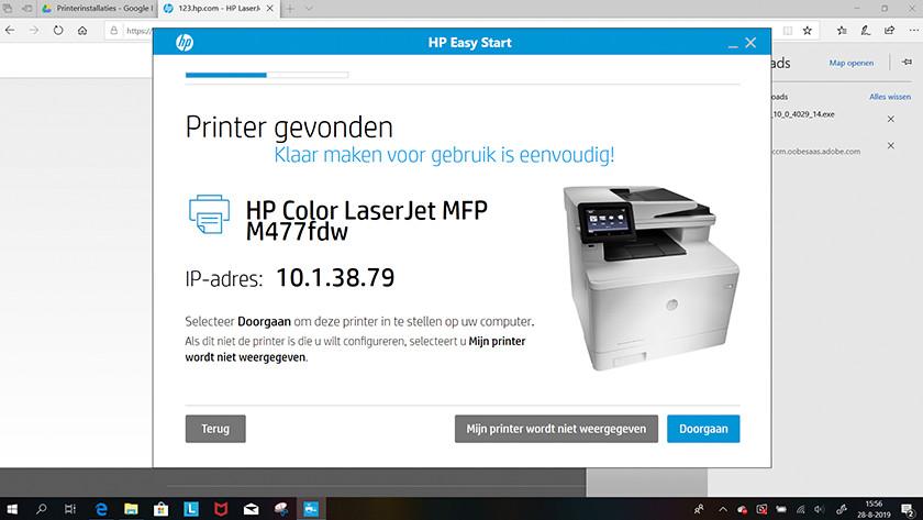HP Easy Start
