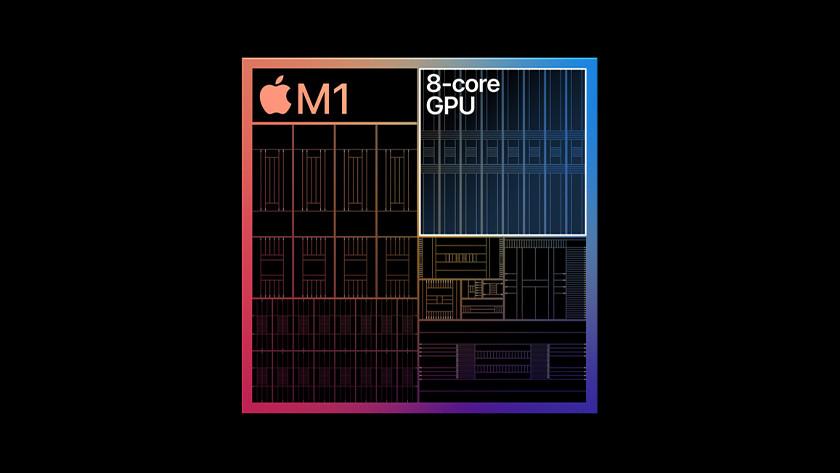 Apple M1 chip GPU
