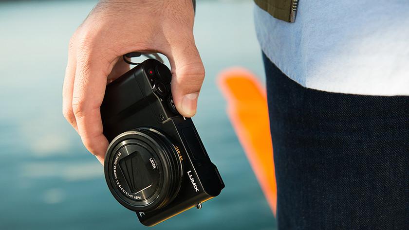 Panasonic Lumix compactcamera