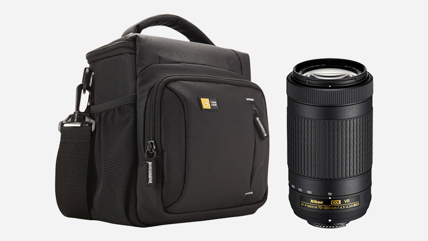 Lenzen en accessoires Nikon