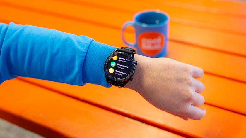 Huawei Watch GT scherm