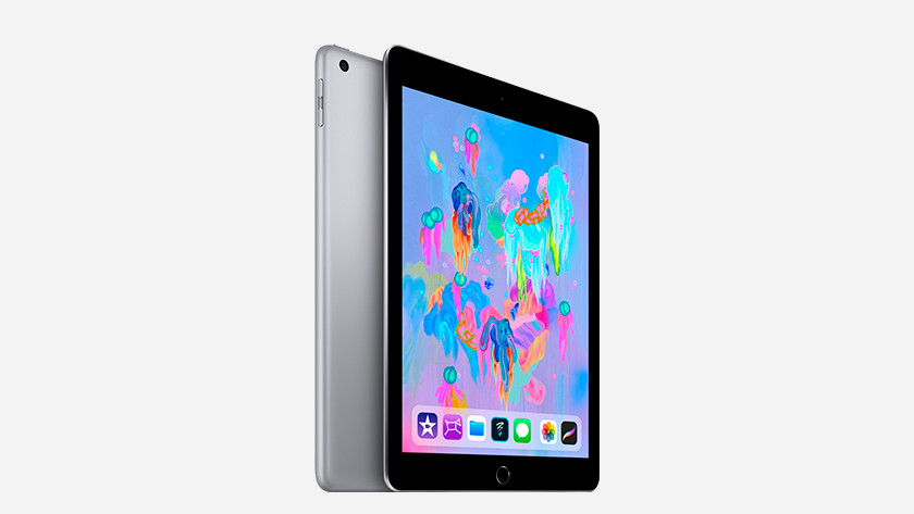 Apple iPad 2018 scherm