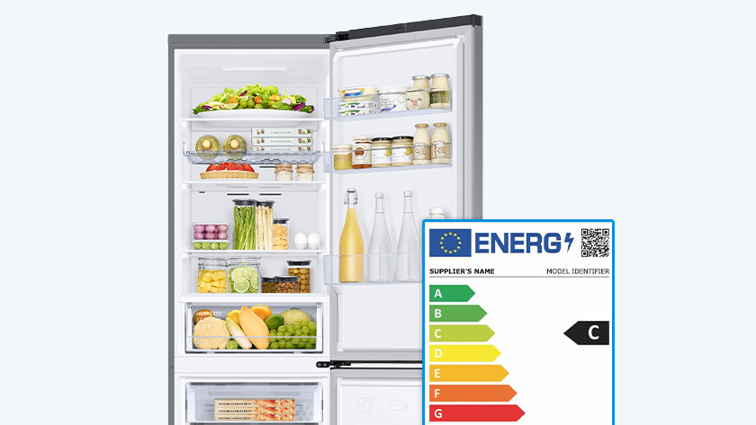 Energiekosten koelkast