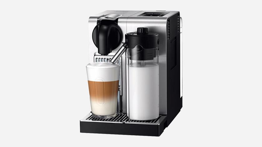 nespresso machines vergelijken voor cappuccino