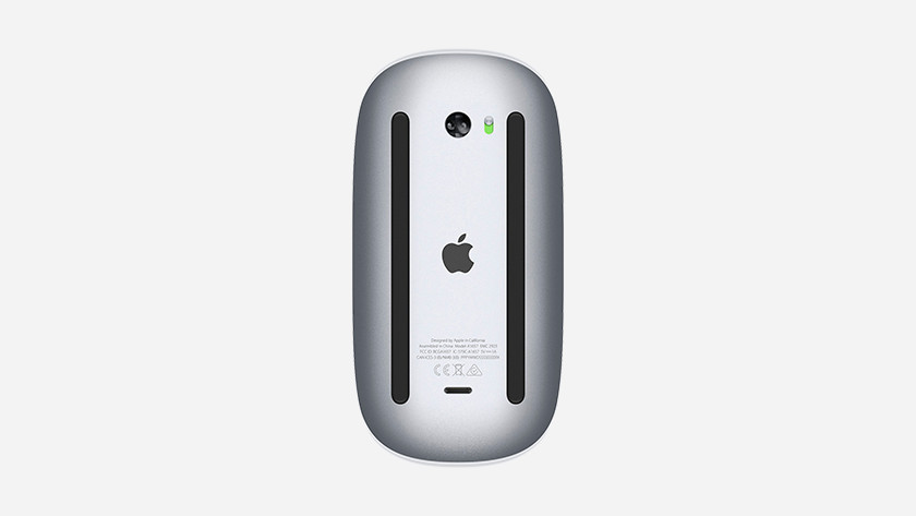 Connect the mouse