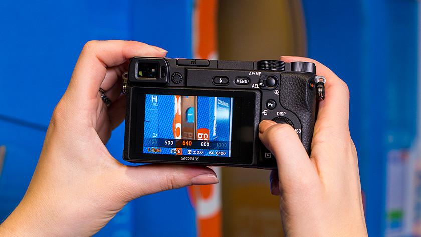 Camera connectiviteit