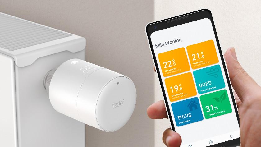 Tado radiator thermostat