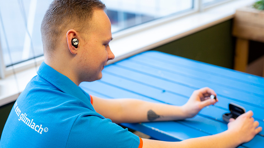 Volledig draadloos: Sennheiser Momentum True Wireless