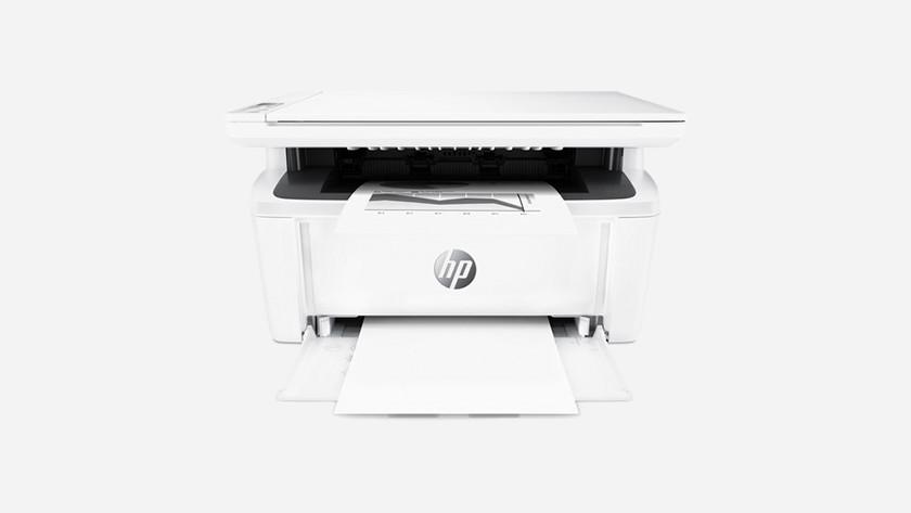 HP LaserJet Pro MFP M28w snelheid