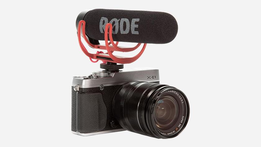 Vlogmicrofoon