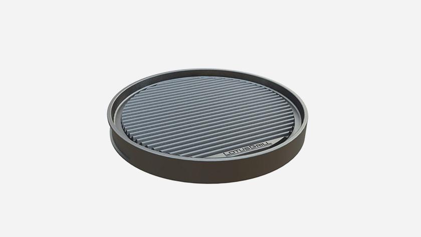 Aluminum grill rack