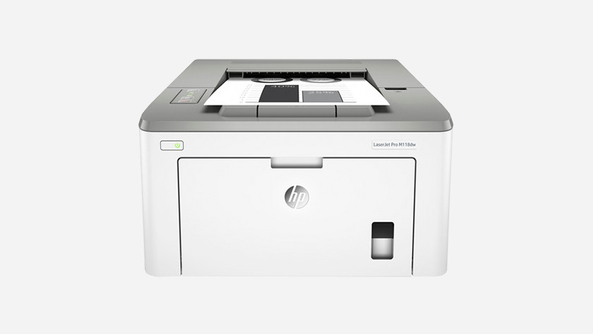 HP LaserJet Pro M118dw speed