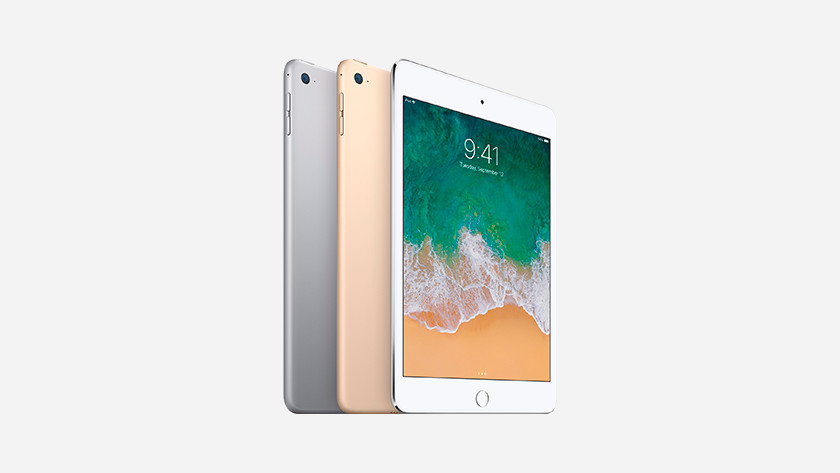 Apple iPad Mini 4 version