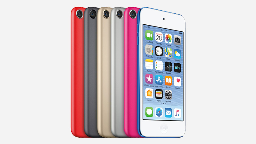 iPod Touch 7 collectie